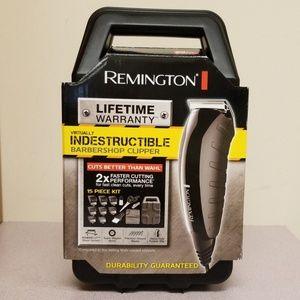 Remington Virtually Indestructible Clipper/Groomer